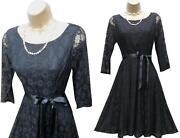 Vintage 1920s Dress Size 16