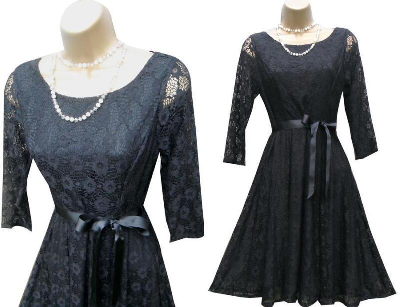 Vintage 1920s Dress Size 16 Ebay
