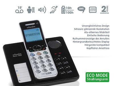 Swissvoice Aeris 196T senioren DECT Telefon Ecomodes baug. T-Home Sinus A201 neu gebraucht kaufen  Essen