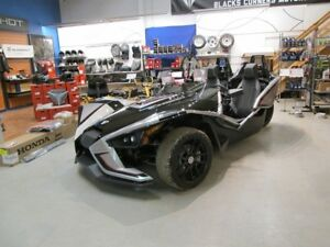 2017 Slingshot SLR silver and black