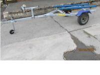 boat trailer indespension Inflatable boat rib dinghy jet ski jetski
