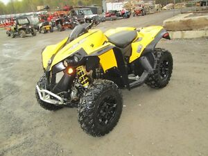 2015 Can-Am Renegade 500