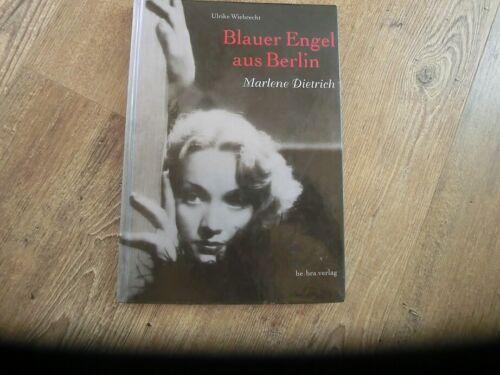 Buch: Marlene Dietrich-Blauer Engel aus Berlin-156 Seiten -sehr guter Zustand