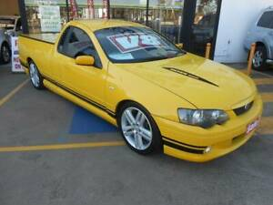 2005 Ford Falcon XR8 Manual Ute Laverton North Wyndham Area Preview