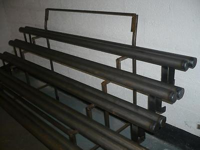 SWB VW T4 - Unpainted side bars, top quality, easy fit