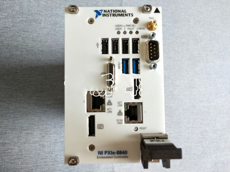 National Instruments NI PXIE-8840 Embedded Controller