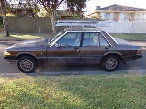 1982 Ford Fairmont Sedan Belmont Geelong City Preview