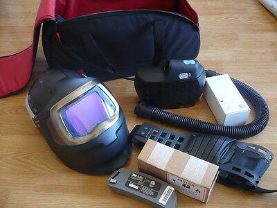 3m Speedglas 9100xxmp Welding Helmet Flexview Swindows Adflo Hornell Speedglass