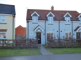 Immaculate three bedroom semi-detached house in Witham St Hughs - MUST VIEW