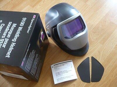 3m Speedglas 9100xx Sw Auto-darkening Welding Helmet Hornell Speedglass