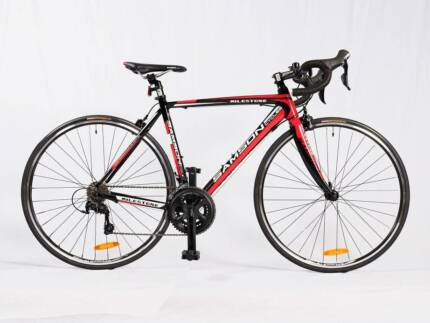 SAMSON CYCLES SHIMANO 105 11 SPEED ROAD BIKE(FULL CARBON FORK)