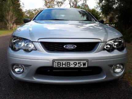 2008 Ford Falcon XR6 - low km Gosford Gosford Area Preview