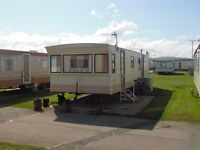 Towyn, North Wales 8 Bert 3 Bedroom Caravan for Hire 7 nights from £149 EDWSHE