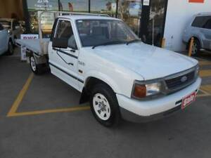 1998 Ford Courier XL Manual Ute Laverton North Wyndham Area Preview