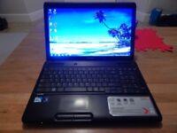 Laptop Toshiba Satelitte Win7 swap