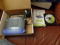 Linksys Wireless G Broadband Router WRT54GS v5.1