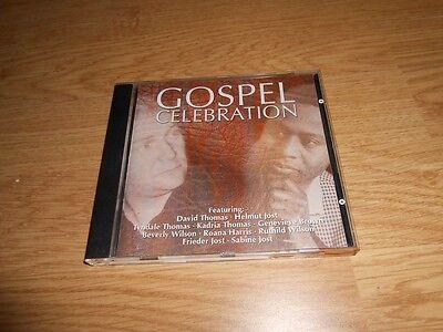 Gospel CD (Gospel CelebrationVarious Artist Sampler Album Choirs Chor