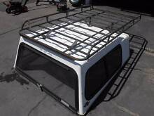 SUBARU BRUMBY CANOPY WITH ROOF RACK Altona Hobsons Bay Area Preview
