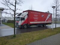 Man and Van / Truck UK Spain Germany Portugal France Italy Sweden Denmark Norway Belgium Holland