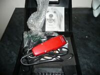 Dog grooming shaver and trimmer Wahl clipper in box as new