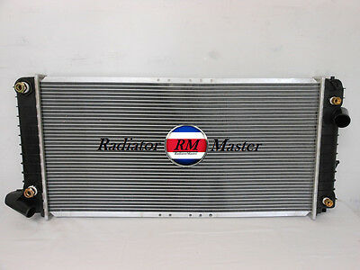 ALUMINUM RADIATOR FOR 1993-2002 CADILLAC ALLANTE /  DEVILLE /  ELDORADO  4.6  V8