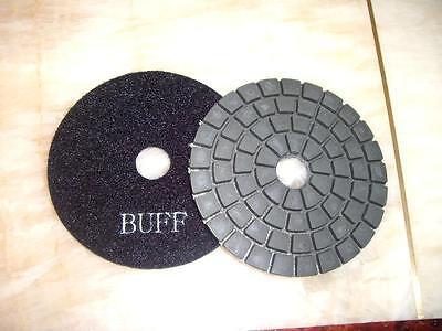 5 7 Pieces Final Glaze Buffing Pad Granite Marble Natural Stone Renew Repair