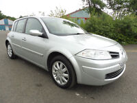 2008 (08) Renault Megane 1.5 Dci - High spec model. Price Includes 12 Months Road Tax