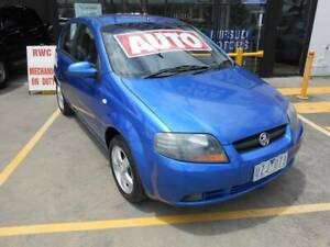 2007 Holden Barina Automatic Hatchback Laverton North Wyndham Area Preview