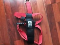 dog harness...for in or out of car