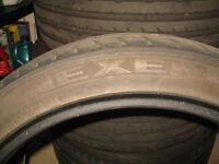 225 / 40 x 18 Nexxen car tyes - set of 4 - used but with lots of life still.