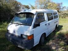 1993 Mitsubishi Express Van/Minivan Diesel 5 speed Geraldton Geraldton City Preview