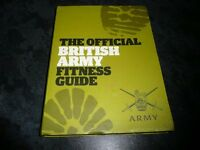 The official british army fitness guide book see images