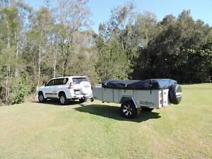 2015 Ex Demo Rhinomax Australian made off road camper trailer Maroochydore Maroochydore Area Preview