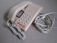 80s Retro BT Viscount Telephone - Full Working Order - Collectable