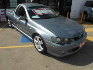 2005 Ford Falcon XR6 Automatic Ute Laverton North Wyndham Area Preview