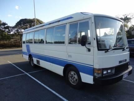 NISSAN CIVILIAN MOTORHOME ( READY FOR CONVERSION ) Clear Island Waters Gold Coast City Preview