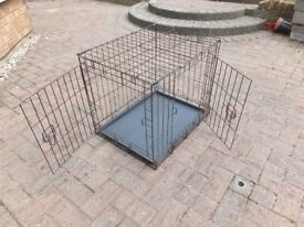 Dog Crate .....No.2.....others listed