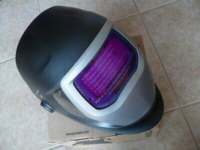 3m Speedglas 9100x Sw Darkening Welding Helmet Ws-windows Hornell Speedglass