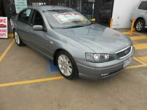 2005 Ford Fairmont GHIA Automatic Sedan Laverton North Wyndham Area Preview