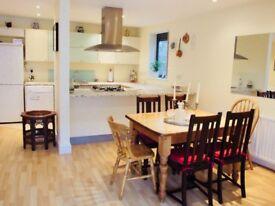Islington double room in a garden flat - NO FEE