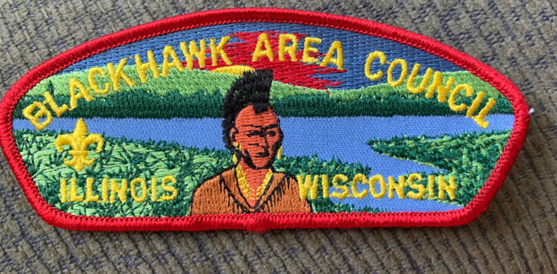 MINT CSP Blackhawk Area Council T-8a