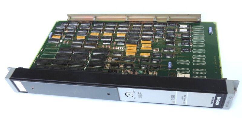 GOULD MODICON ASSY M909-004 MEMORY MODULE PCB M909-000 REV. B
