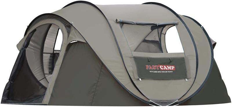 Waterproof Automatic 3 People Outdoor Instant Popup Tent Cam