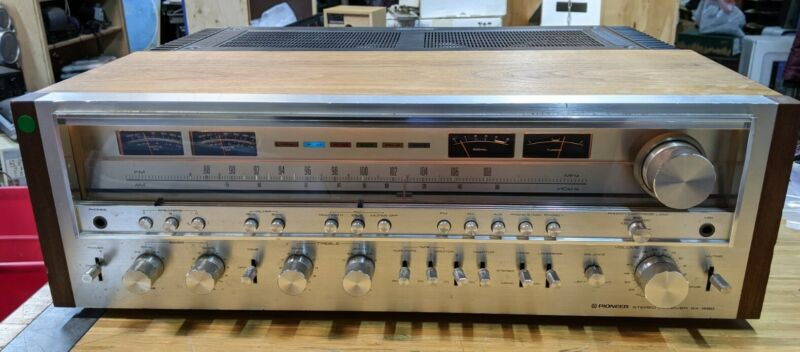 Vintage Pioneer SX-1280 Receiver