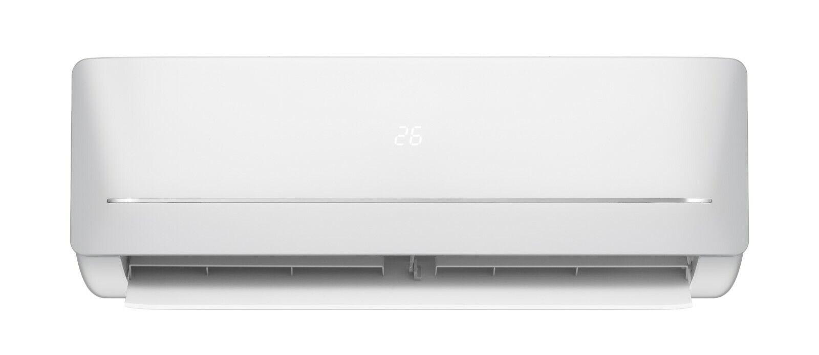 18000 BTU Ductless Mini-Split Air Conditioner Heat Pump 19 S