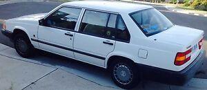 1991 Volvo 9 Sedan Launceston Launceston Area Preview