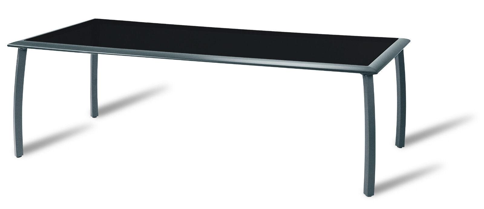 Hartmann Cote d´Azur Spraystone Tisch 220 x 90 cm