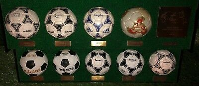 1970-2002 Adidas Mini Soccer Ball Collection World Cup Skills Size 0 New RARE