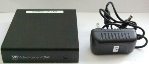 SpectraCal Video Forge HDMI Tested & Working Monoprice N Wi Fi Adapter