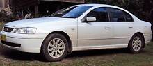 2004 Ford Futura Mullumbimby Byron Area Preview